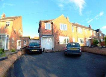 Thumbnail 3 bed semi-detached house for sale in Westfield Avenue, Audley, Staffordshire
