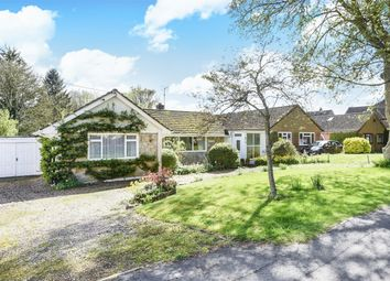 Thumbnail 3 bed detached bungalow for sale in South Wonston, Winchester, Hampshire