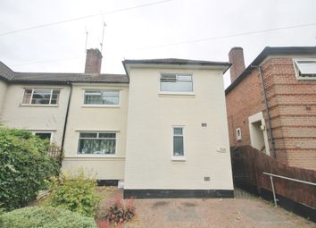 Thumbnail 3 bed semi-detached house for sale in Cort Crescent, Leicester