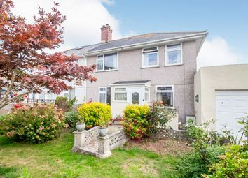 3 bed semi-detached house for sale in Walters Road, St Budeaux, Plymouth PL5