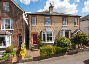 Thumbnail 3 bed semi-detached house for sale in Effingham Road, Reigate