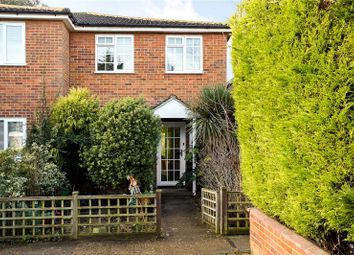 Thumbnail 4 bed terraced house for sale in Sampson Court, Linden Way, Shepperton, Surrey