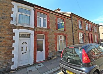 Thumbnail 4 bed terraced house to rent in Brook Street, Treforest, Pontypridd, Rhondda Cynon Taff