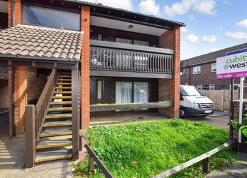 Thumbnail 1 bed flat for sale in Osborne Crescent, Chichester, West Sussex