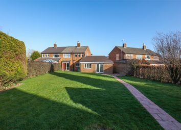 Thumbnail 4 bed semi-detached house for sale in Vernon Road, Sheffield