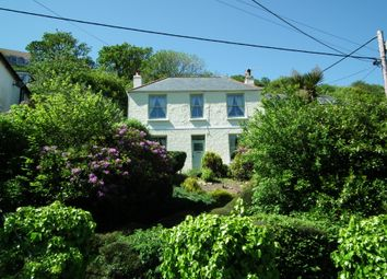 Thumbnail 3 bed detached house for sale in West Looe Hill, West Looe