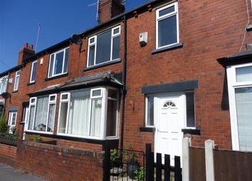 Thumbnail 3 bedroom terraced house to rent in Ashby Crescent, Bramley, Leeds