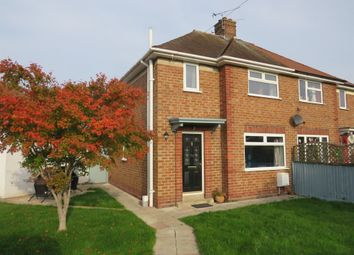 Thumbnail 3 bed semi-detached house for sale in Birch Grove, Hinton, Hereford
