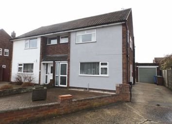 Thumbnail 3 bed semi-detached house for sale in Sunningdale Avenue, Ipswich, Suffolk
