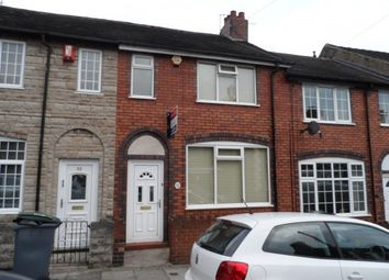 Thumbnail 2 bed terraced house to rent in Hammersley Street, Birches Head, Stoke On Trent, Staffordshire