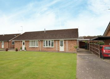 Thumbnail 2 bed semi-detached bungalow for sale in Lorimer Avenue, Gedling, Nottingham