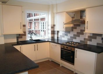 Thumbnail 2 bed flat to rent in Dunraven House, Westgate Street, Cardiff