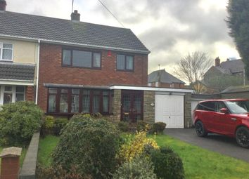 Thumbnail 3 bed semi-detached house for sale in Simmonds Way, Brownhills