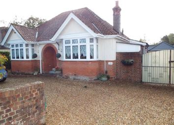 Thumbnail 2 bed bungalow for sale in Botley Road, North Baddesley, Southampton