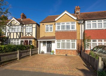 Thumbnail 5 bed property for sale in Chatsworth Road, Cheam, Sutton