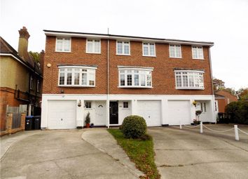 Thumbnail 4 bed town house to rent in Waverley Road, Enfield