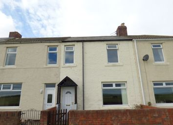 Thumbnail 3 bed terraced house for sale in East Sea View, Newbiggin-By-The-Sea