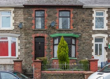 Thumbnail 3 bed terraced house for sale in North Road, Newbridge, Newport, Caerphilly