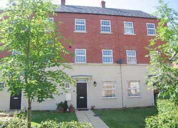 Thumbnail 3 bed terraced house to rent in Sandpiper Close, Coton Meadows, Rugby, Warwickshire