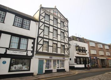 Thumbnail 3 bed maisonette for sale in Southside Street, Plymouth