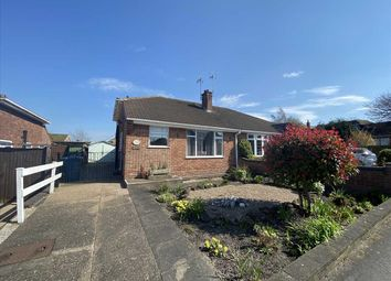 Thumbnail 2 bed semi-detached bungalow for sale in Wolds Drive, Keyworth, Nottingham