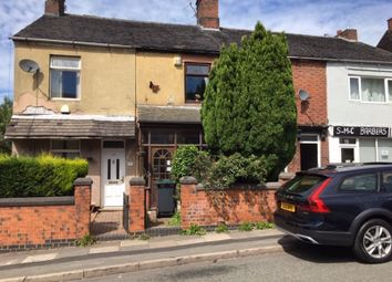 Thumbnail 2 bed terraced house for sale in Meir Road, Normacot, Stoke-On-Trent