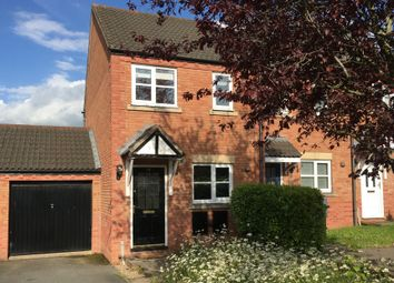 Thumbnail 2 bed semi-detached house to rent in Grantham Close, Belmont, Hereford