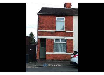 Thumbnail 2 bed end terrace house to rent in Newman Street, Burton Latimer, Kettering