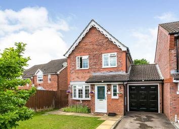 Thumbnail 3 bed link-detached house for sale in Lyon Close, Maidenbower, Crawley