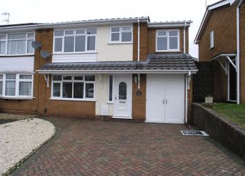 4 bed semi-detached house for sale in Hanley Close, Halesowen B63