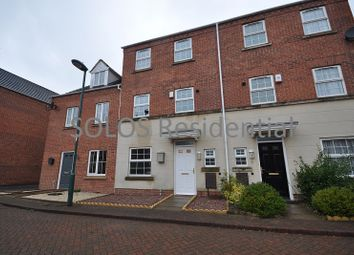 Thumbnail 4 bed town house to rent in Blackburn Way, Bestwood, Nottingham