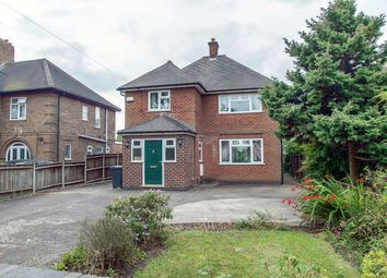 Thumbnail 4 bed detached house for sale in Greenhill Road, Coalville