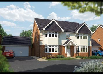 "Thumbnail 5 bed property for sale in ""The Ascot"" at Devon, Bovey Tracey"