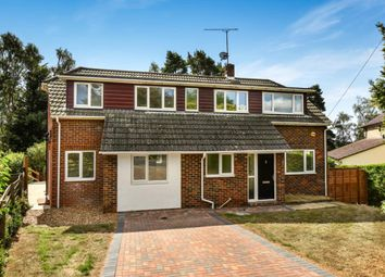 Thumbnail 5 bed detached house for sale in Hillcrest Road, Camberley