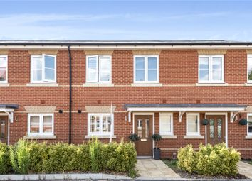 Thumbnail 3 bed terraced house for sale in Highcross Place, Chertsey, Surrey