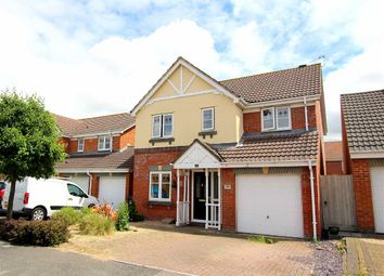 Thumbnail 4 bed detached house for sale in Lambourne Way, Portishead, North Somerset