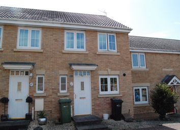 Thumbnail 2 bed terraced house for sale in Waggoners Way, Saxon Gate, Hereford