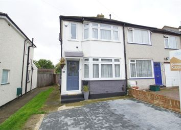 Thumbnail 2 bedroom semi-detached house for sale in Cowper Close, Welling, Kent