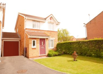 Thumbnail 3 bedroom detached house to rent in Exeter Close, Burnham-On-Sea, Somerset