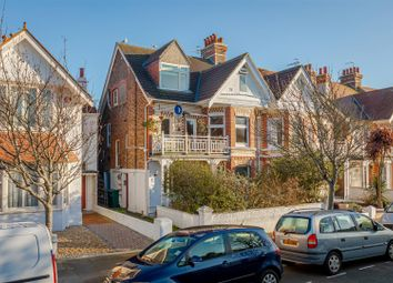 Thumbnail 1 bed flat for sale in Langdale Road, Hove