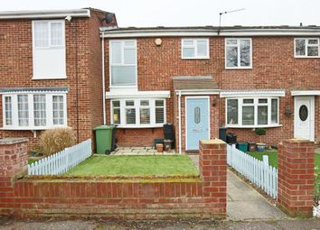 Thumbnail 3 bed terraced house for sale in Woolmans Close, Broxbourne, Herts.