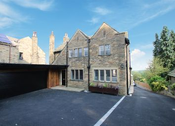 Thumbnail 4 bed detached house for sale in Hough, Northowram, Halifax