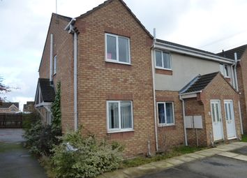 Thumbnail 2 bed flat to rent in Shakespeare Crescent, Castleford