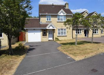 Thumbnail 3 bed detached house for sale in Redwing Avenue, Chippenham, Wiltshire