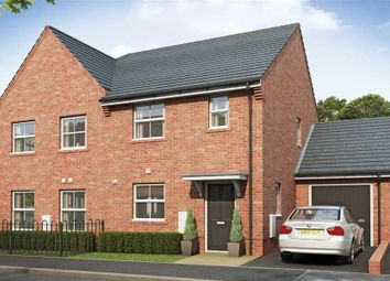 Thumbnail 3 bed property to rent in Heddle Road, Augusta Park, Andover