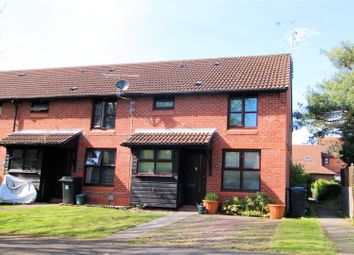 Thumbnail 1 bed end terrace house to rent in Tolvaddon Close, Horsell, Woking