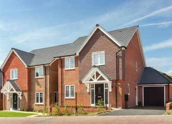 "Thumbnail 3 bed detached house for sale in ""The Kinfield"" at North Common Road, Wivelsfield Green, Haywards Heath"