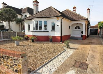Thumbnail 3 bed detached bungalow for sale in Carlton Road, Clacton On Sea