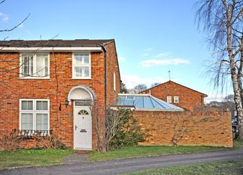 Thumbnail 2 bed end terrace house for sale in Larkfield, Cobham