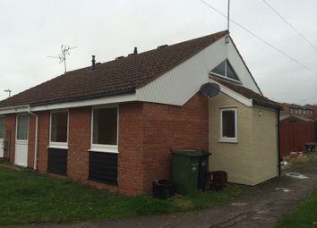Thumbnail 1 bed bungalow to rent in Drake Close, Taunton